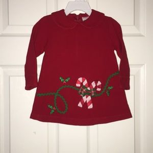 Dresses - Toddler Girl's Christmas Dress